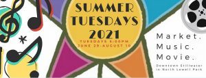 Summer Tuesdays - Outdoor Movies & Music