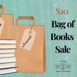 "Friends Curbside ""Bag of Books"" Sale"