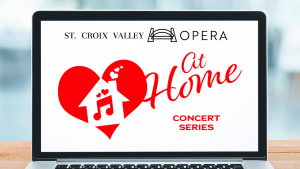 """At Home"" Concert with Brian Wallin, Tenor, and Nathan Cicero, Pianist"