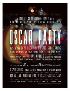Academy Award Short Films Fundraiser