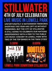 Stillwater 4th of July Celebration