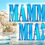 Mamma Mia! Outdoors on the River
