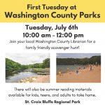 First Tuesday at St. Croix Bluffs Regional Park