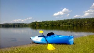 Learn to Paddle at Square Lake Park