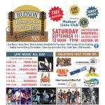 6th Annual Hudson Hometown Music Fest