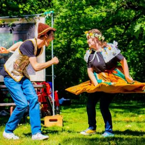 Shakespeare in the State Park - The Winter's Tale