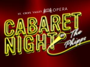 St. Croix Valley Opera Cabaret Night – Winter