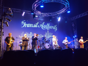 Rockin' New Year's Eve with Transit Authority