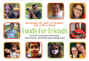Valley Friendship Club's Funds for Friends