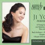 Pianist Ji Young Lee performs at Hastings Arts Center