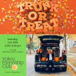 VFC Trunk or Treat Parking Lot Dance with DJ
